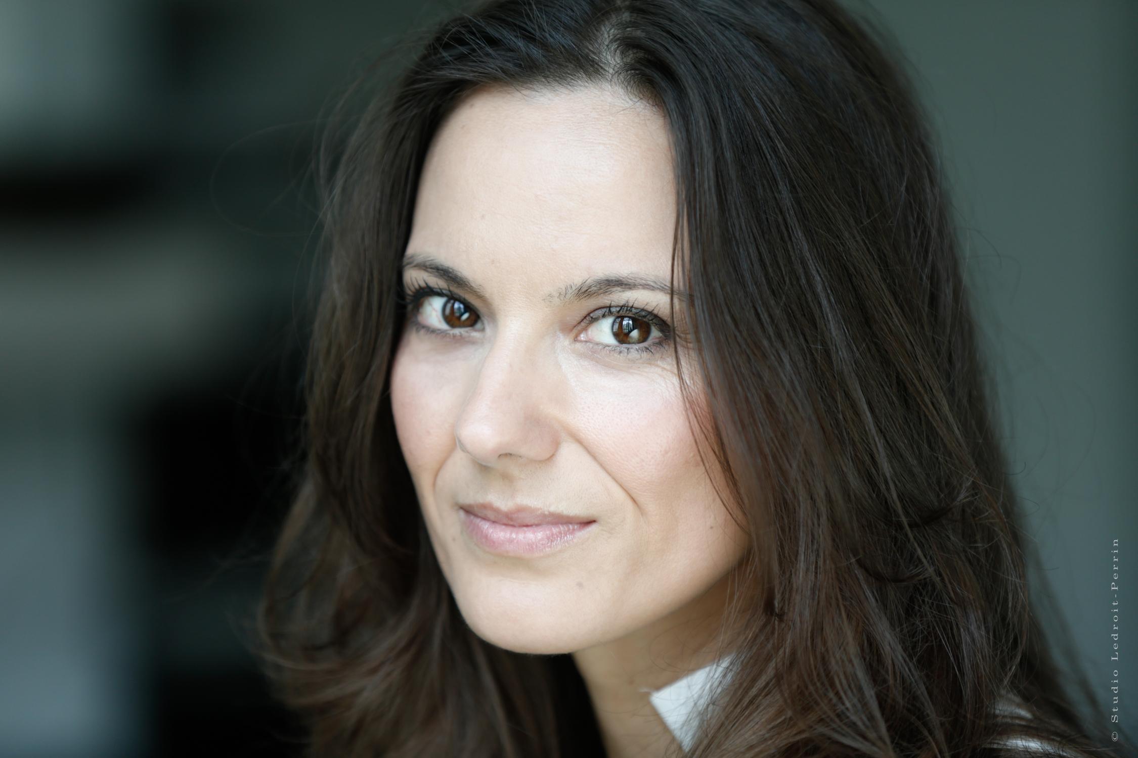 Soraya Garré by Christine Ledroit-Perrin