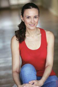 French actress Soraya Garré - SAG-AFTRA